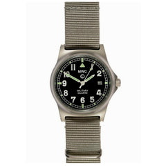 MWC G10 LM Military Watch (Grey Strap)