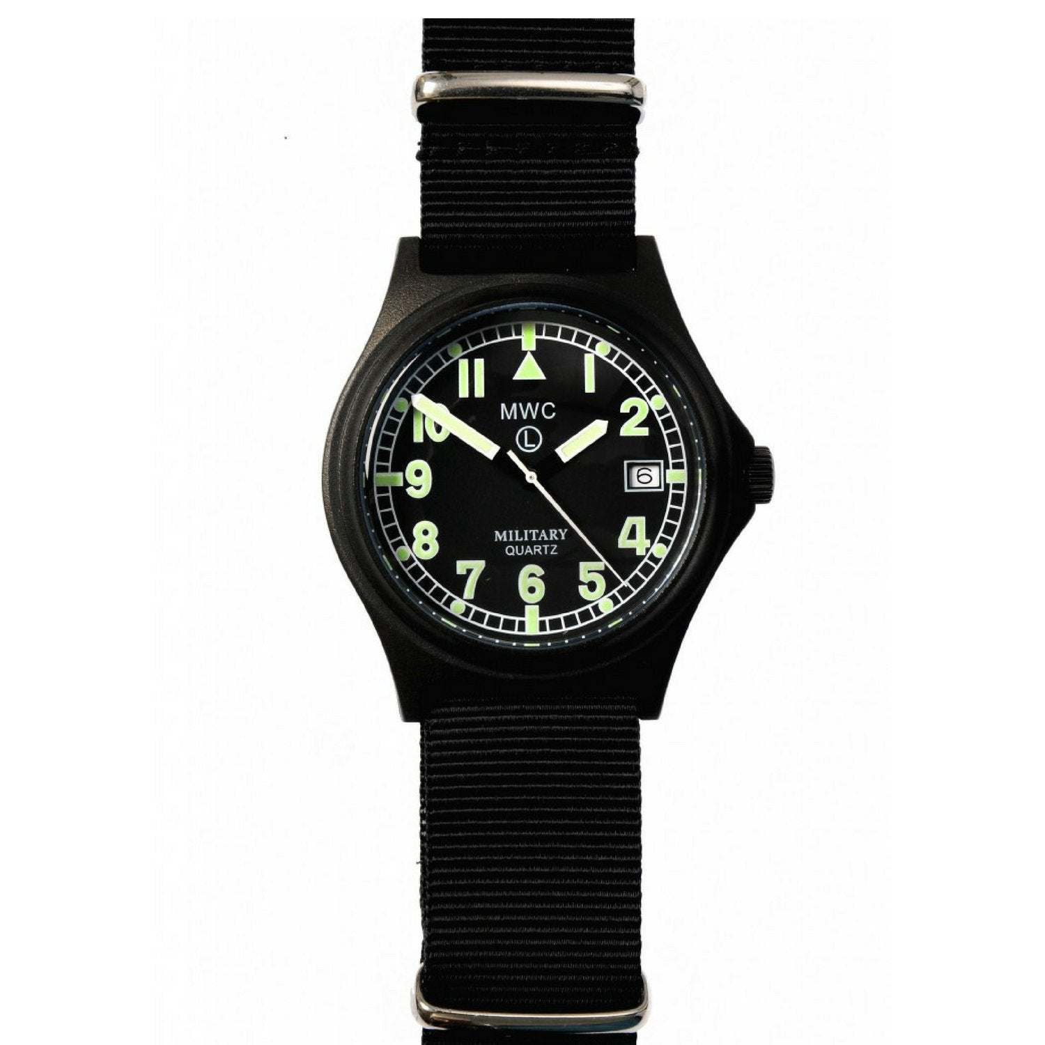 black mwc stealth of infantry resistant copy watch water pvd watches the products bh rudai