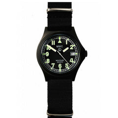 MWC G10 LM Military Watch PVD