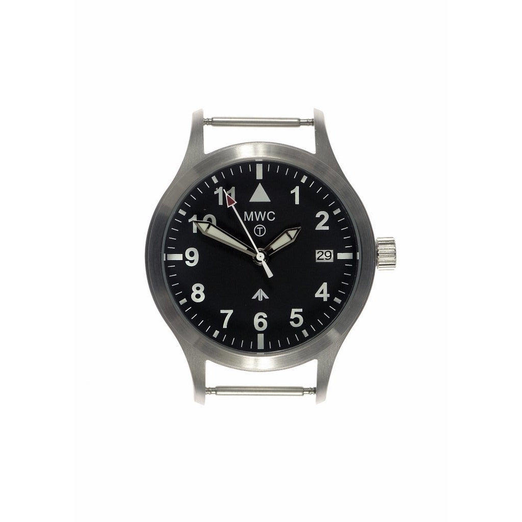 MWC Mk III Automatic 100m 1950s NATO Millitary Watch - Watchfinder General - UK suppliers of Russian Vostok Parnis Watches MWC G10  - 3