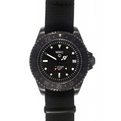 MWC GMT Dual Timezone Military Watch in PVD - Watchfinder General - UK suppliers of Russian Vostok Parnis Watches MWC G10  - 1