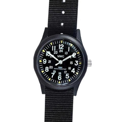 MWC US Military Pattern Vietnam Watch Quartz (Black or Olive)