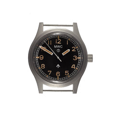 MWC 1940s to 1960s Pattern General Service Watch with 24 Jewel Automatic Retro (Logo or Sterile)