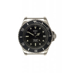 MWC 24 Jewel 300m Stainless Steel Automatic Submariner (Branded) - Watchfinder General - UK suppliers of Russian Vostok Parnis Watches MWC G10  - 2