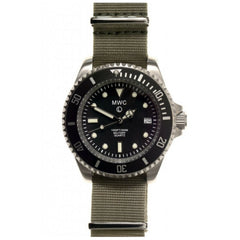 MWC Quartz 300m Stainless Steel Submariner