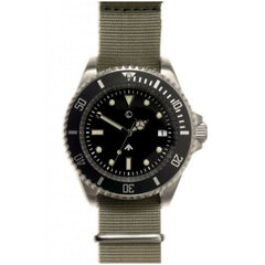 MWC 24 Jewel 300m Stainless Automatic Submariner (Sterile)