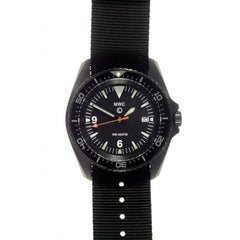 MWC Military Divers Watch in PVD Steel Case (Automatic) - Watchfinder General - UK suppliers of Russian Vostok Parnis Watches MWC G10  - 1