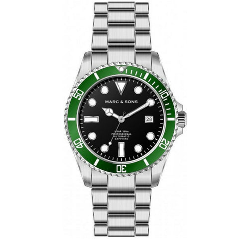 MARC & SONS Professional automatic Diver watch MSD-024