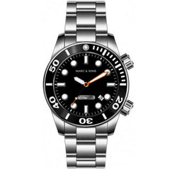 MARC & SONS 1000M Professional automatic Diver watch MSD-026