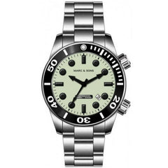 MARC & SONS 1000M Professional automatic Diver watch MSD-027