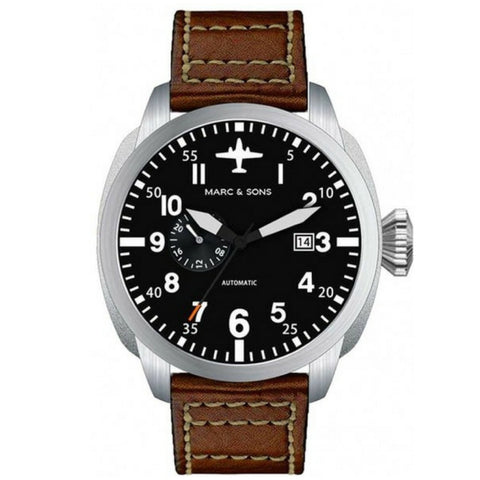 MARC & SONS Automatic Pilot Watch  MSF-003