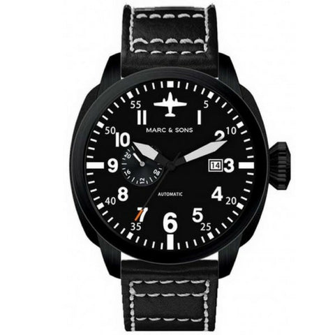 MARC & SONS Automatic Pilot Watch  MSF-004