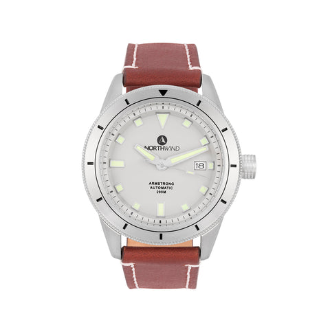 Northwind Armstrong Automatic Watch Grey