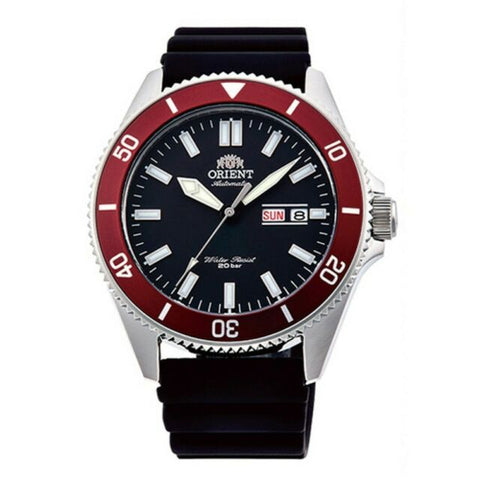 Orient Mako III  Automatic Watch with Rubber Strap RA-AA0011B19B