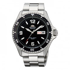 Orient Mako II Automatic Divers Watch with Stainless-Steel Strap- FAA02001B9