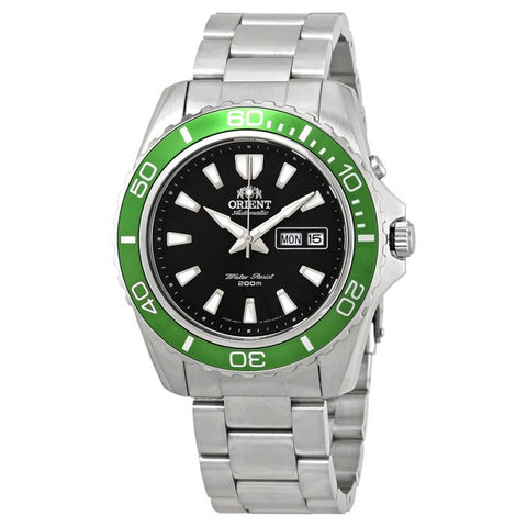 Orient Mako XL Automatic Watch with Stainless-Steel Bracelet - FEM75003B9