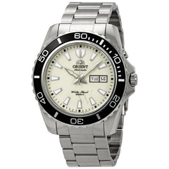 Orient Mako XL Automatic Watch with Stainless-Steel Bracelet - FEM75005R9