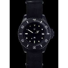 MWC PVD 300m Automatic Divers Watch with Ceramic Bezel, Sapphire Crystal (Branded or Sterile)