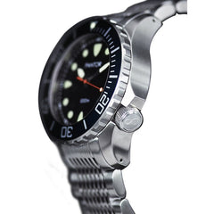 Pantor Seahorse Blue Bezel Automatic Divers Watch 1000M - Watchfinder General - UK suppliers of Russian Vostok Parnis Watches MWC G10  - 2