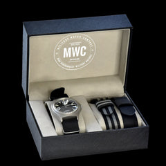 MWC 45th Anniversary Ltd Ed watch with Titanium GTLS, 300m and Sapphire Crystal