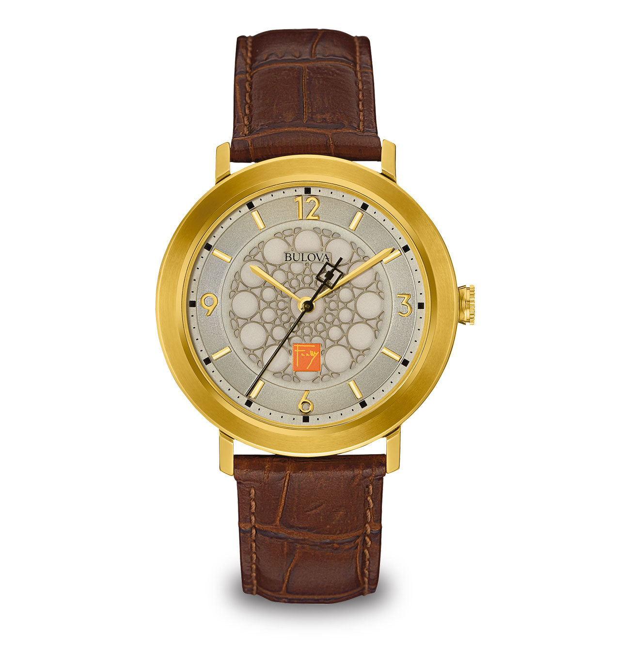 Bulova Frank Lloyd Wright Men's Watch - 97A117
