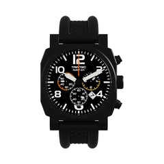 NAV-01 Chronograph / Black / Quartz