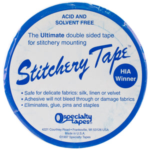 "Stitchery Tape For Framing -1.5""X60' Roll"