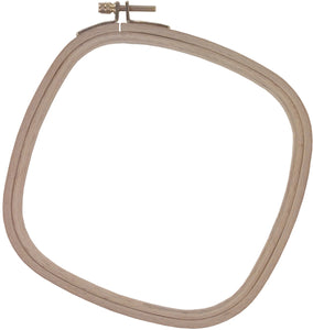 Frank A. Edmunds Wood Embroidery Hoop 8""
