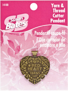 Bates Yarn & Thread Cutter Pendant