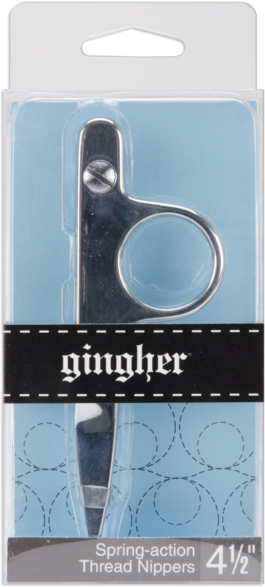 Gingher Thread Snips 4.5