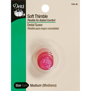 Medium Dritz Soft Thimble