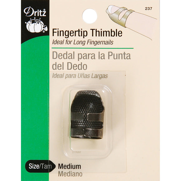 Medium Dritz Fingertip Thimble