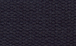 "Products From Abroad 100% Cotton Webbing 1""X22yd-Navy"