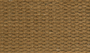 "Products From Abroad 100% Cotton Webbing 1""X22yd-Tan"