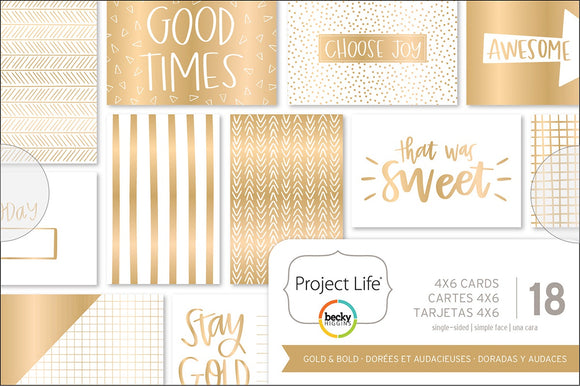 Project Life Themed Cards 4