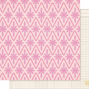 "Maggie Holmes Willow Lane Double-Sided Cardstock 12""X12""-Adore"
