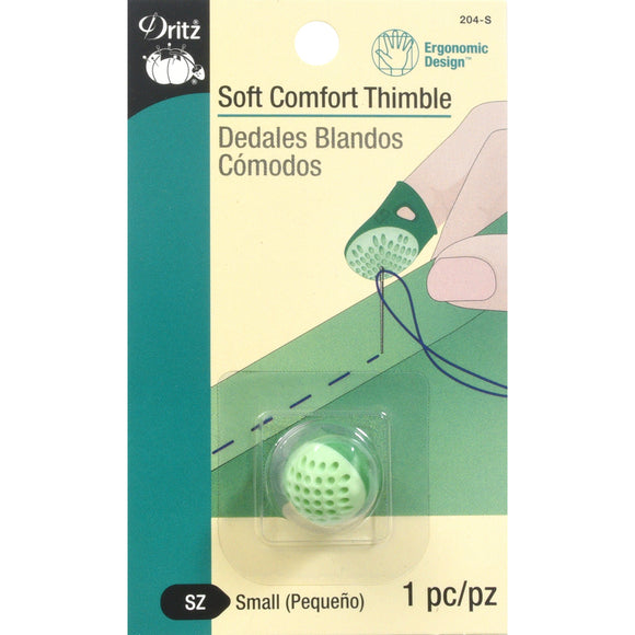 Small Dritz Soft Comfort Thimble