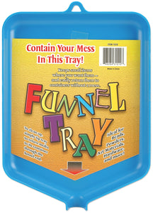 "Funnel Tray-6""X8"""