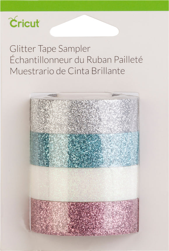 Cricut Glitter Tape Sampler-Assorted