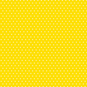 "Core'dinations Core Basics Patterned Cardstock 8.5""X11""-Yellow-Small Dot"