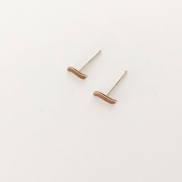 Mini Wave Studs, Support The Surfrider Foundation