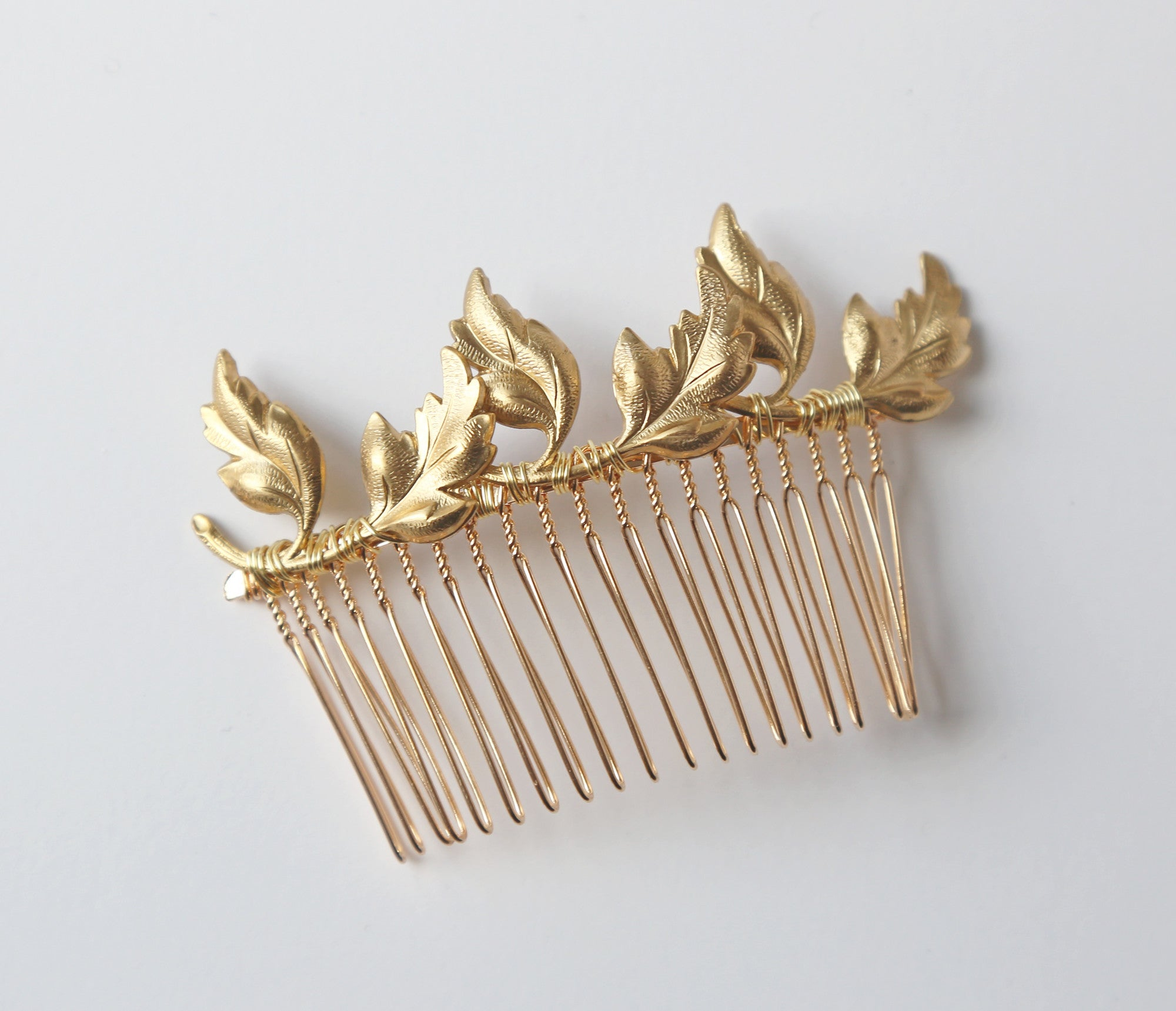 bridal wedding comb