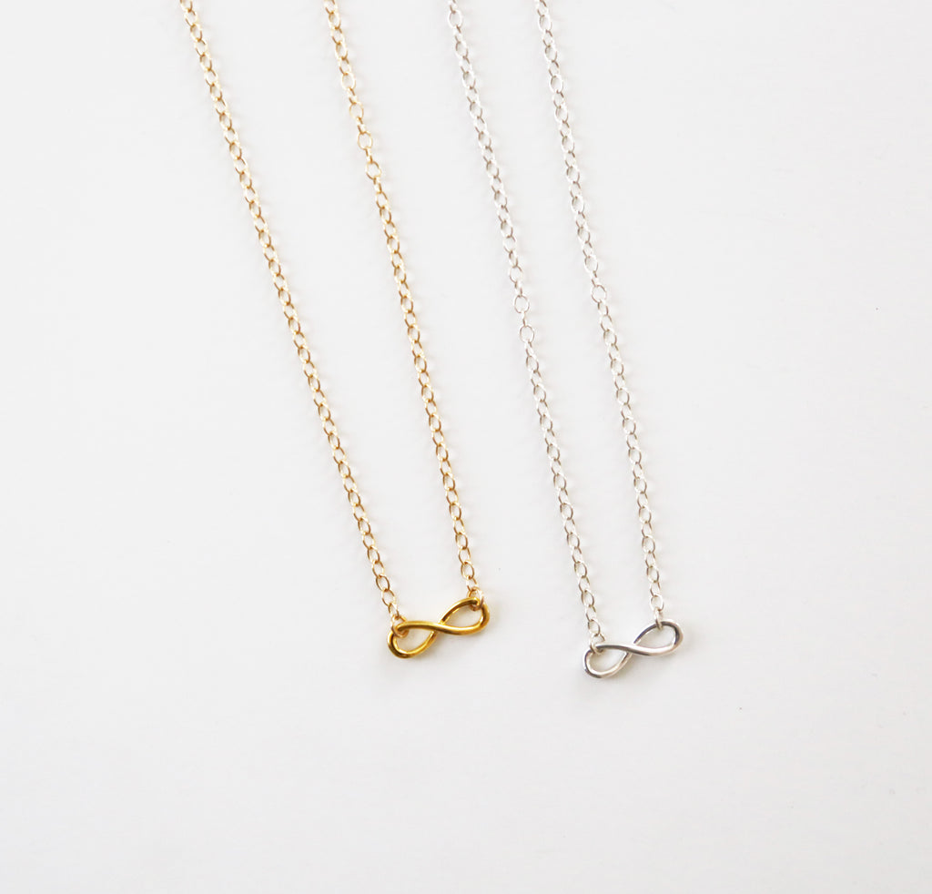 to infinity necklace