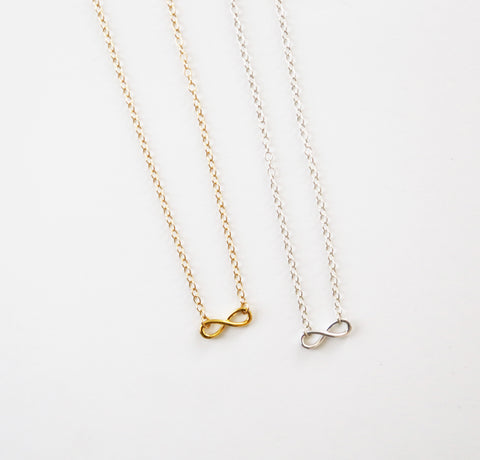 To Infinity (and beyond) Necklace