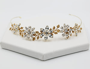 Swarovski Flower Crown
