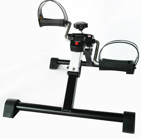 Deluxe Folding Pedal Exerciser The Inside Trainer Inc