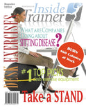 Desk Exercises Magazine: Subscription (1 Year or Monthly)