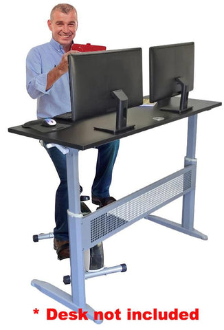Stel'Air Seated Standing Desk Cycle JL-394