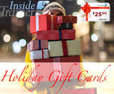 Inside Trainer Special Gift Card
