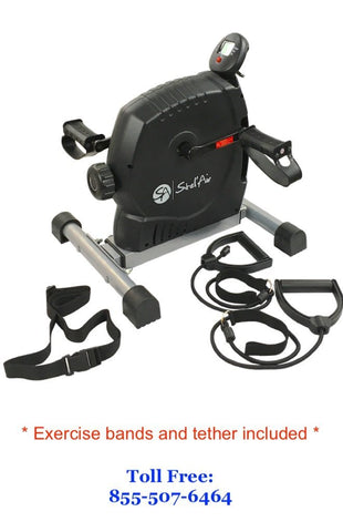 Stel'Air Magnetic Medical Exercise Pedaller AH-628
